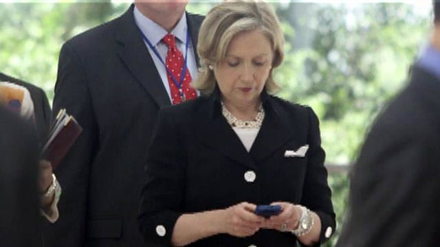 5 months of Clinton emails missing