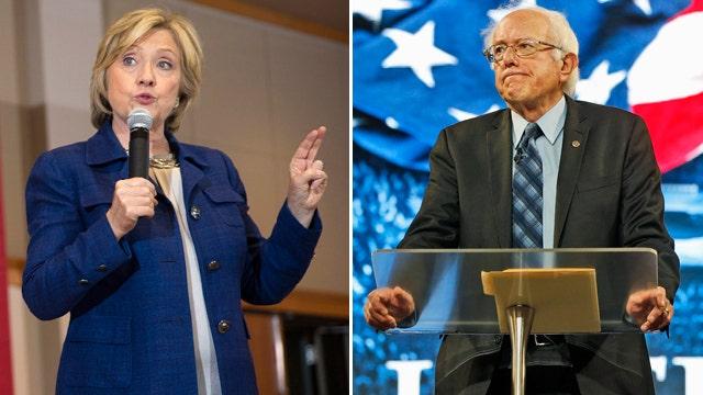 Hillary talks Kardashians, Bernie talks bible