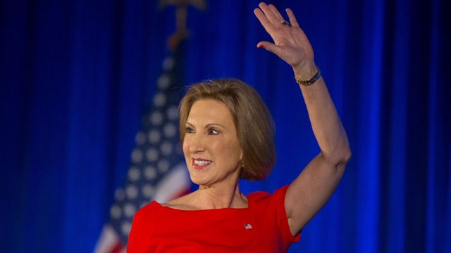 Krauthammer: Fiorina's ad hits Hillary square in the face