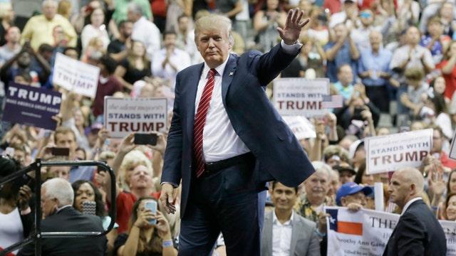 Thiessen: GOP candidates look desperate going after Trump