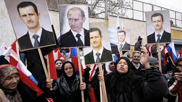 McFarland on Russia's Syria push: This is Putin's big moment