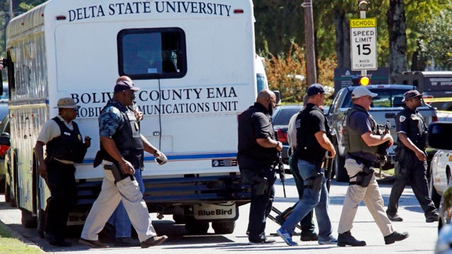 Mississippi college shooting stuns community
