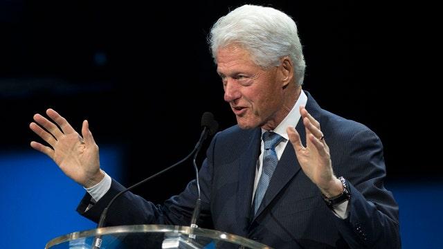 Bill Clinton seeks State Dept. approval on speech to NIAC