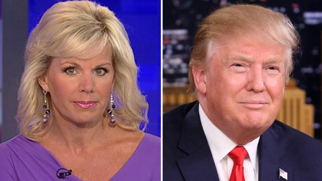 Gretchen's Take: Trump trumping the issues in 2016 campaign
