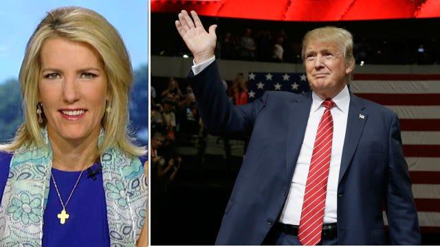 Ingraham: Trump speaks bluntly about Americans' concerns