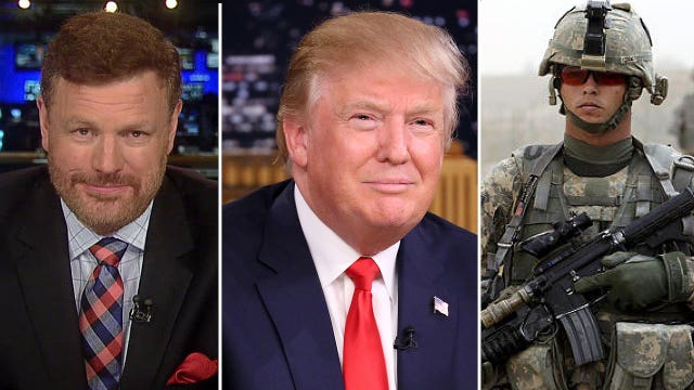 Which candidate poses the biggest threat to Donald Trump?