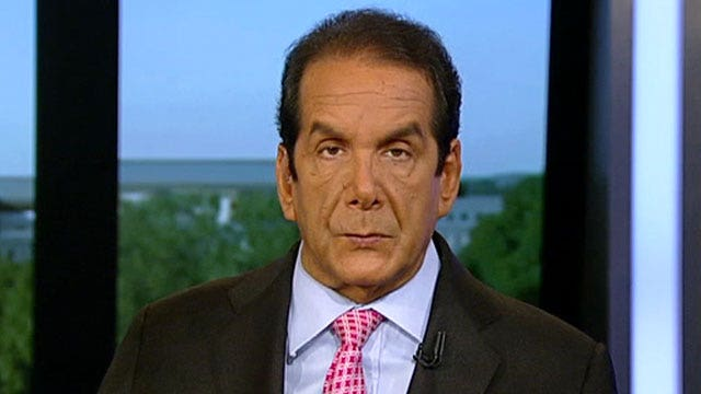 Krauthammer: McConnell's amendment not 'the wisest move'