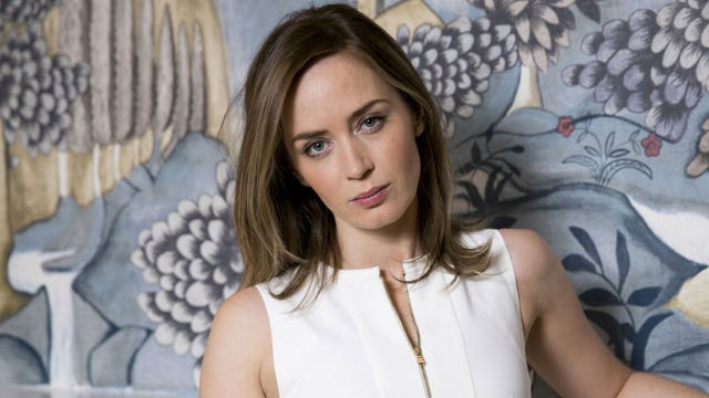 Emily Blunt citizenship comment controversy
