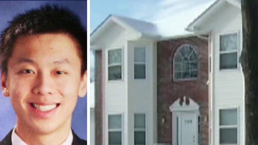 Five members of a Baruch College fraternity face third-degree murder charges in the hazing death of a freshman
