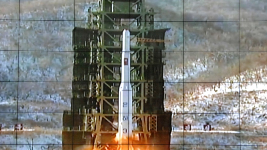 Announcement comes one day after threat of a long-range rocket launch