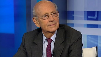 Uncut Video: In a rare interview, Supreme Court Justice Stephen Breyer goes 'On the Record' on his new book, the limits of executive authority, whether politics play a rold in court decisions and more