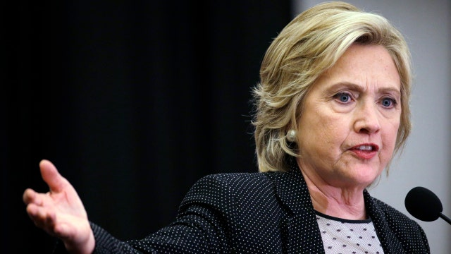 Another brutal poll result for Hillary Clinton