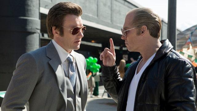 Joel Edgerton on 'Whitey' Bulger, Johnny Depp