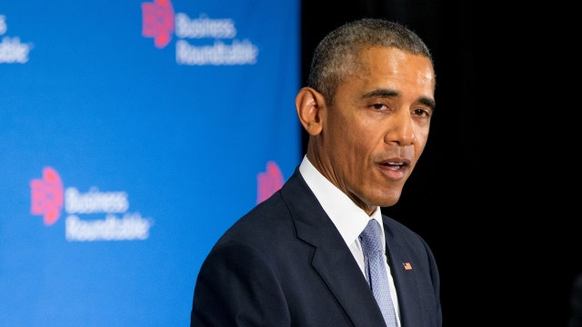 Obama remarks on budget showdown with Republicans