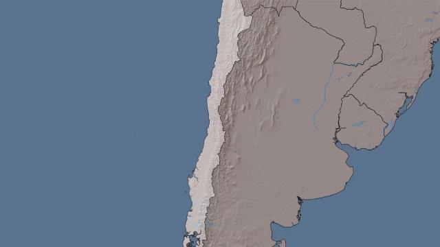 7.9 earthquake hits off the coast of Chile