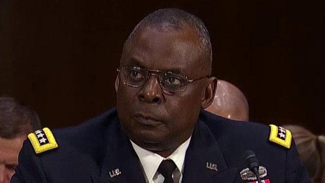 Centcom commander testifies at Senate hearing on ISIS