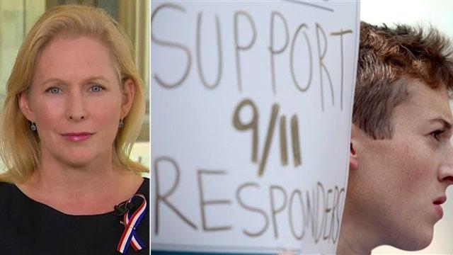 Sen. Gillibrand calls for renewal of 9/11 health bill