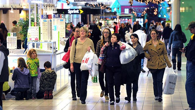 Shoppers finally seeing some savings