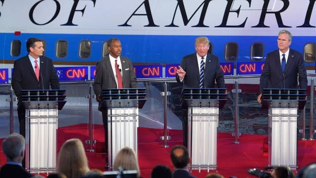 How the Republican candidates fared in the second debate