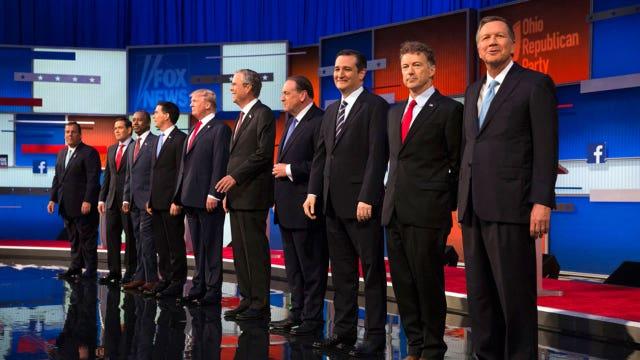 Analyzing GOP debate strategies