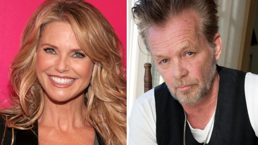 Christie Brinkley done with young guys, dates John Mellencamp