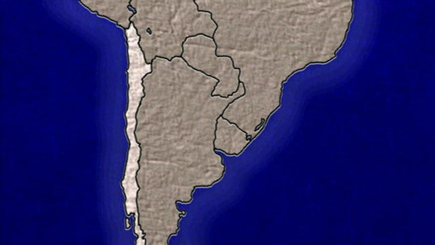 8.3 earthquake rocks Chile, officials issue possible tsunami warning
