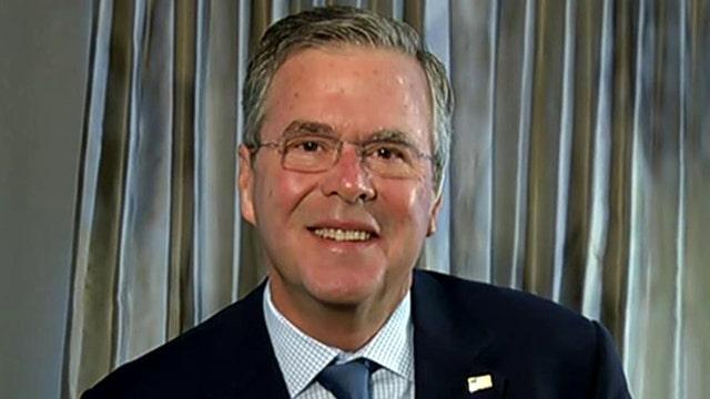 Bush: 'Disparaging' my family won't get Trump elected