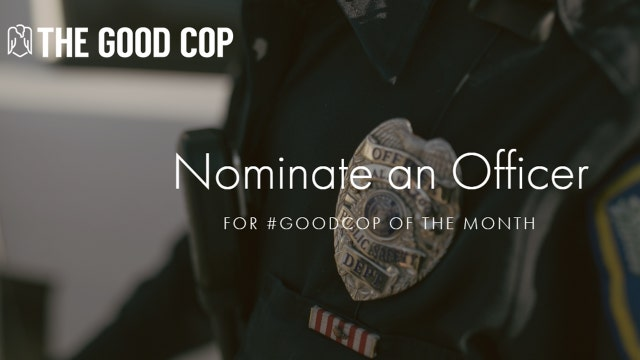 New website shines a light on Good Cops