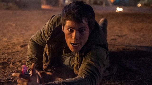 'Scorch Trials' stars: 'Maze Runner' sequel is a thrill ride