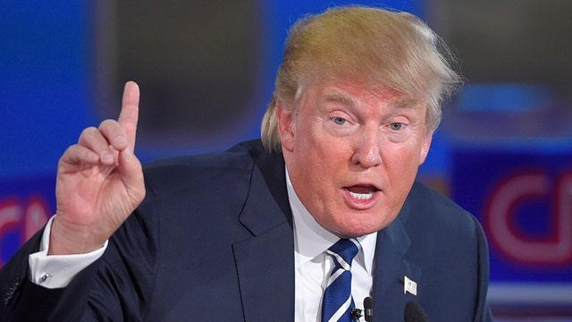 Was focus of CNN debate to attack Trump?