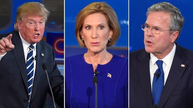 Veterans grade GOP candidates' debate performance
