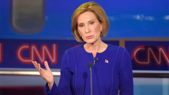 Bias Bash: Media should be cautious with Fiorina