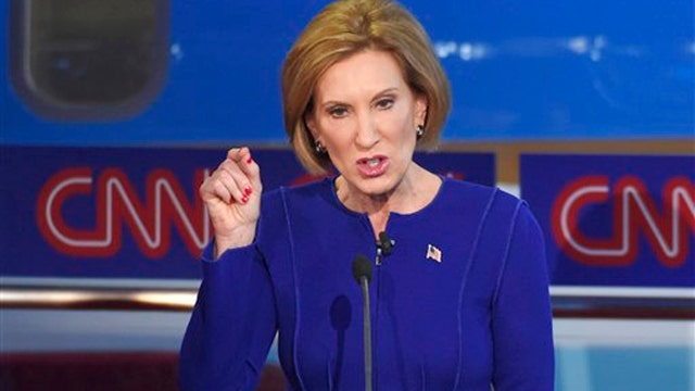 Can Fiorina capitalize on her debate performance?