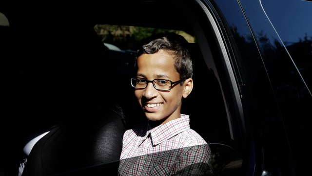 More to the #standwithahmed story?