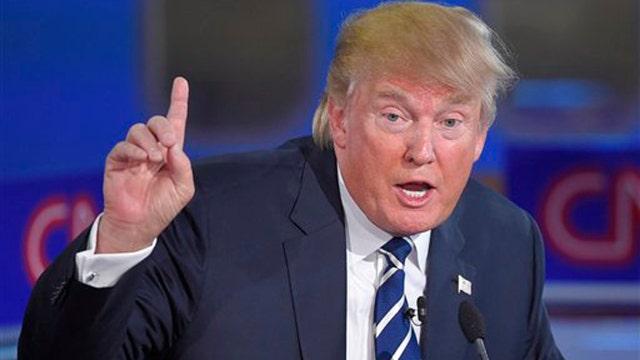 Trump trashing becoming a staple at presidential debates?