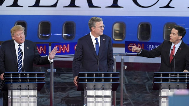 How did the candidates stack up in the second GOP debate?