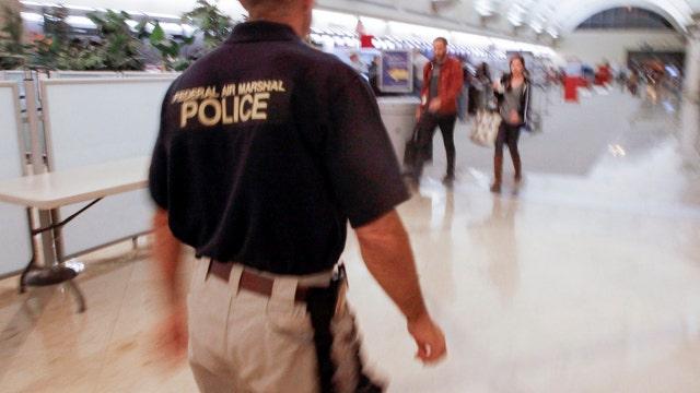 Air marshals caught in prostitution investigation