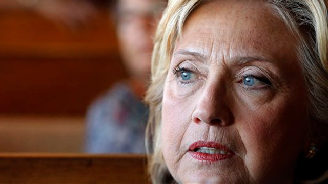 Report: Clinton fundraisers express fear over 'email fiasco'