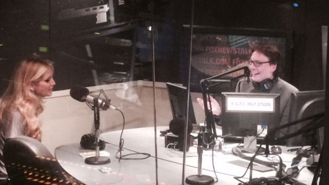 Ann Coulter and Alan Colmes