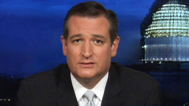 Ted Cruz: Voters are looking for a 'consistent conservative'