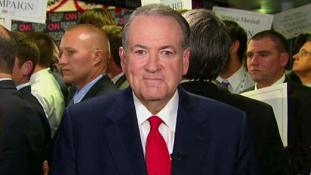 Mike Huckabee on the biggest issues for the next president