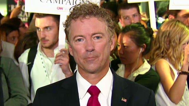 Rand Paul predicts 'reshuffling' of GOP field after debate