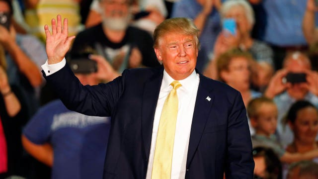 Donald Trump on 2016: 'We need people of great competence'