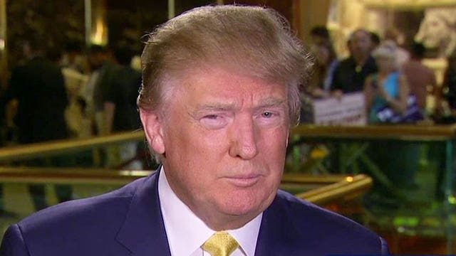 Donald Trump rips 'unusual' second Republican debate
