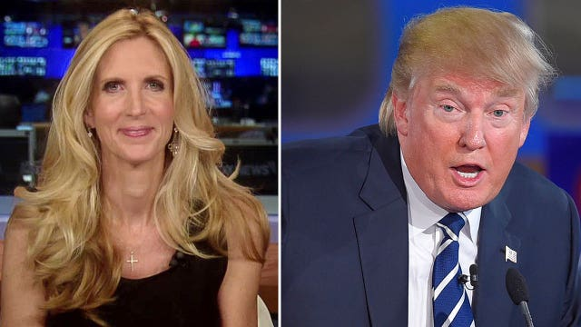 Ann Coulter talks immigration, Trump's debate performance