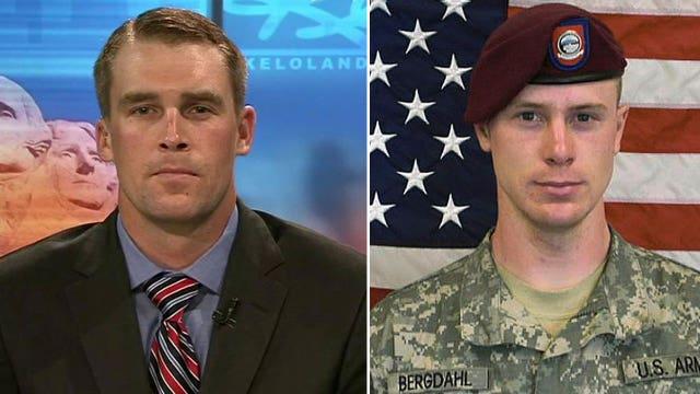 Former platoon member describes Bergdahl actions