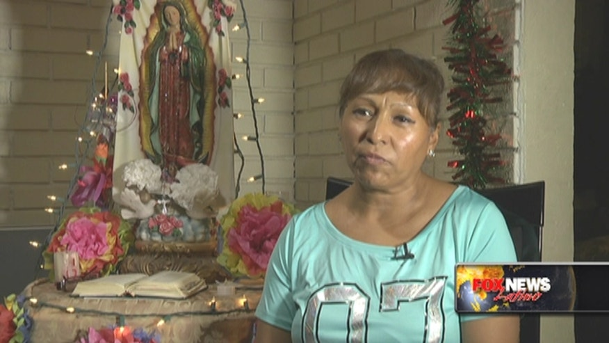 Maria Cruz Ramirez wants the American government to stop separating families, and she plans to take her message to Pope Francis.