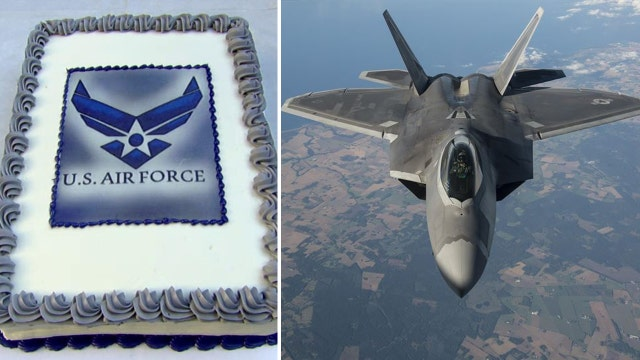 Saluting the Air Force on its 68th birthday