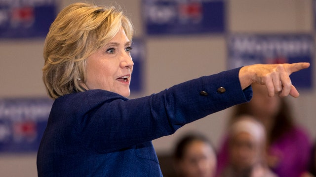 Clinton donors reportedly voicing anxiety over campaign