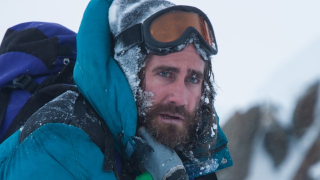 'Everest' stars overcome movie's extraordinary challenges